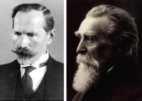 Antanas Smetona ir Jonas Basanavičius - pirmosios Lietuvoje įkurtos studentiškos Korporacijos