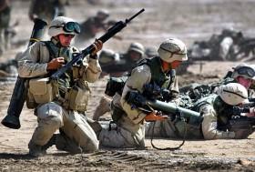 Valstybėms prarandant galios monopolį, karas tapo niša privačių kariuomenių verslui.