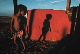 Specifinės Afrikos gamtinės sąlygos - skurdi nederlinga žemė bei mažas gyventojų tankis - nulėmė ir žemyno socialinę, ekonominę bei politinę raidą.