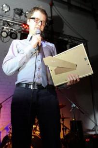 Apdovanojimus įteikė Donatas Bedulskis.