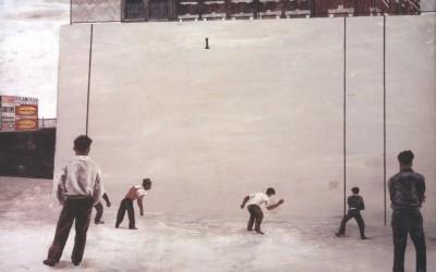 Ben Shahn - Handball