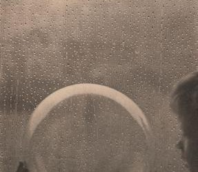 Clarence H. White Drops of Rain 1903e
