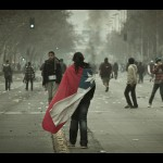 """""""DGTX"""" nuotrauka, """"Deganti Alameda"""". Čilė, 2011 m. rugsėjo 6 d."""