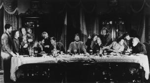 """Kadras iš L. Buñuelio filmo """"Veridiana""""."""