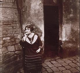 Eugene Atget Porte dItalie 1912 e