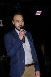 2014 m. premiją įteikė Andrius Reznikovas