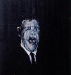 """Francis Bacon """"Žmogaus galvos studija"""""""