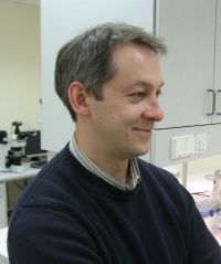 Nuotraukoje: dr. Ramūnas Valiokas. Nuotrauka iš asmeninio R.Valioko archyvo