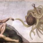 """Arne Niklas Janssonas, """"Skrajojantis spagečių monstras"""""""