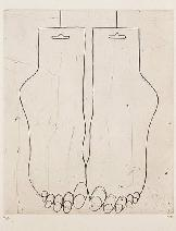 Louise Bourgeois, Feet, 1999